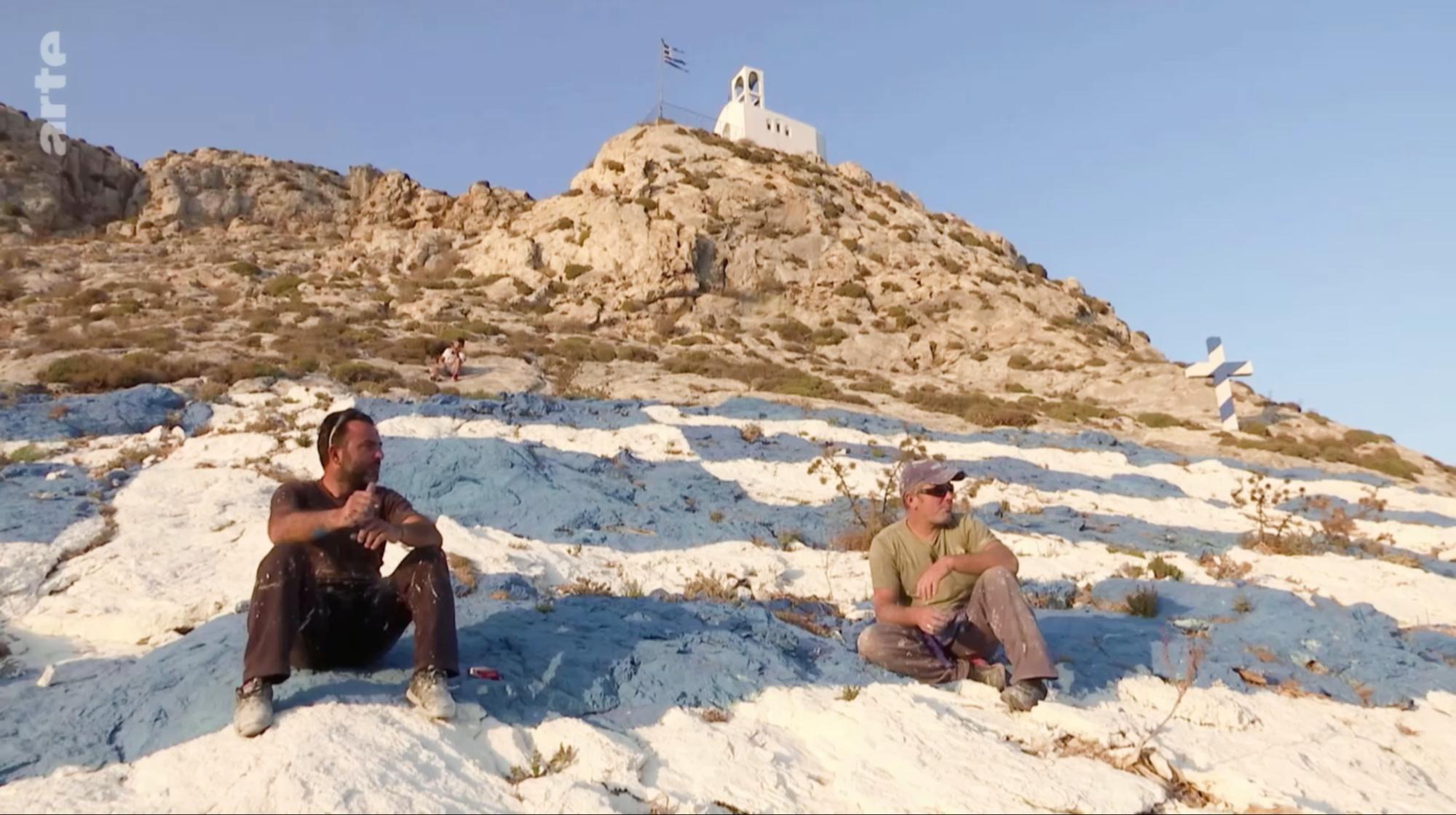 Το Reporters United κάνει την παραγωγή σε ντοκιμαντέρ του Arte για τα ελληνοτουρκικά