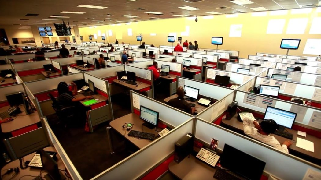 How a global call centre giant (mis)managed the pandemic