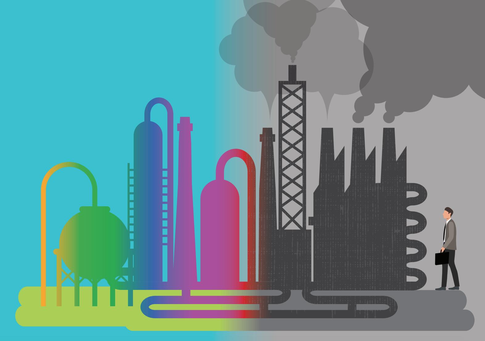 Το Παραμύθι του Υδρογόνου: Πολυεθνικές του πετρελαίου και του αερίου σαμποτάρουν την Πράσινη Μετάβαση