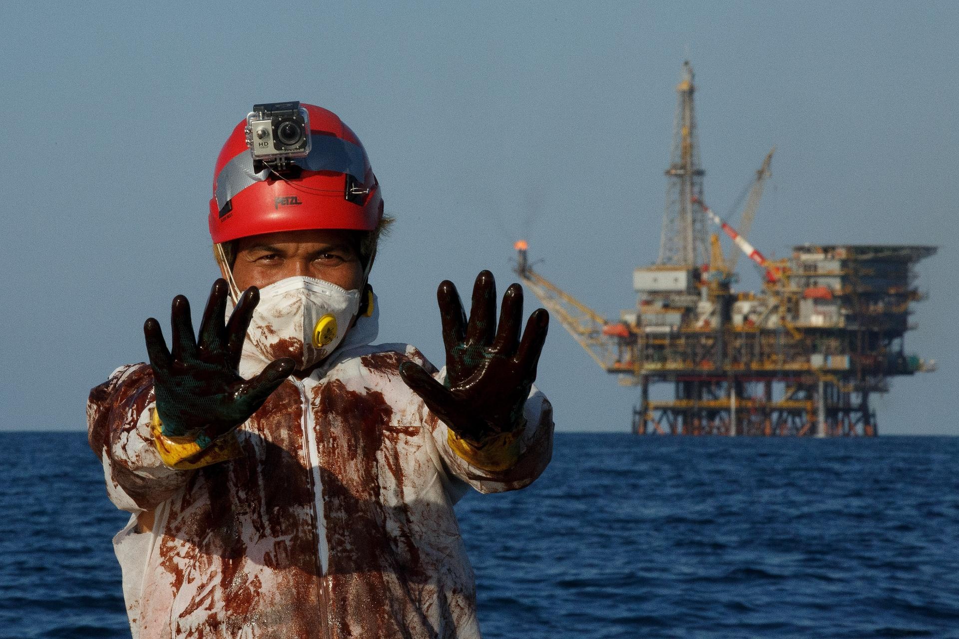 H Μεσόγειος που διώχνει </br>τις πετρελαϊκές